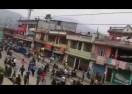 Ρινόκερος σκορπά τον τρόμο σε πόλη του Νεπάλ!