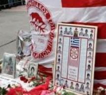 Μνημόσυνο για τα 21 θύματα της ΘΥΡΑΣ 7