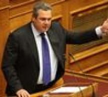 Το κόμμα του Καμμένου πολλοί Ελληνες το βλέπουν με συμπάθεια