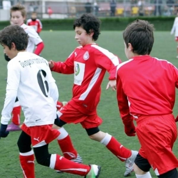 Τουρνουά των Σχολών Ποδοσφαίρου του Ολυμπιακού στην Αττική