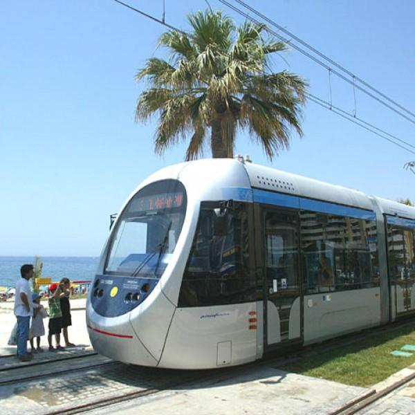 Δέσμευση για ολοκλήρωση των έργων του τραμ τον Μάρτη του 2017