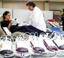 Εθελοντική αιμοδοσία στον Δήμο Κορυδαλλού