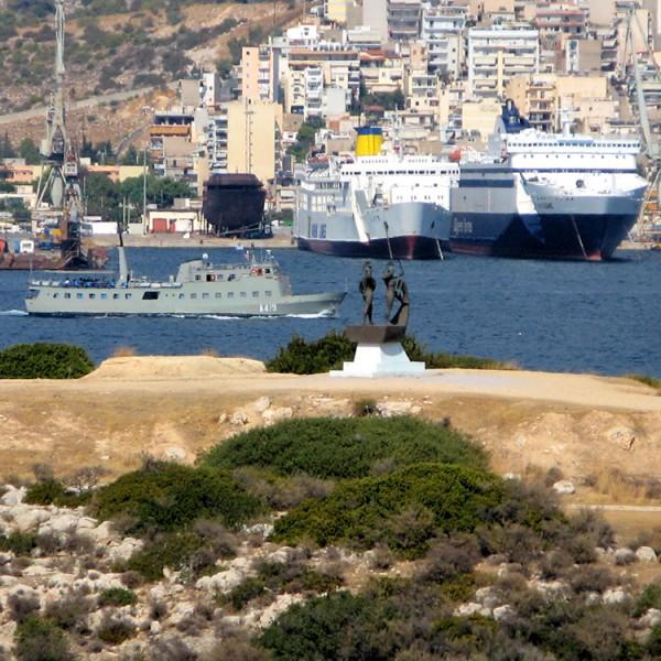 Σαλαμίνα: Από τις τριήρεις στα… διαλυτήρια πλοίων