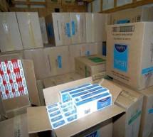 Μπλόκο σε δύο εμπορευματοκιβώτια με λαθραία τσιγάρα στο Τελωνείο Πειραιά