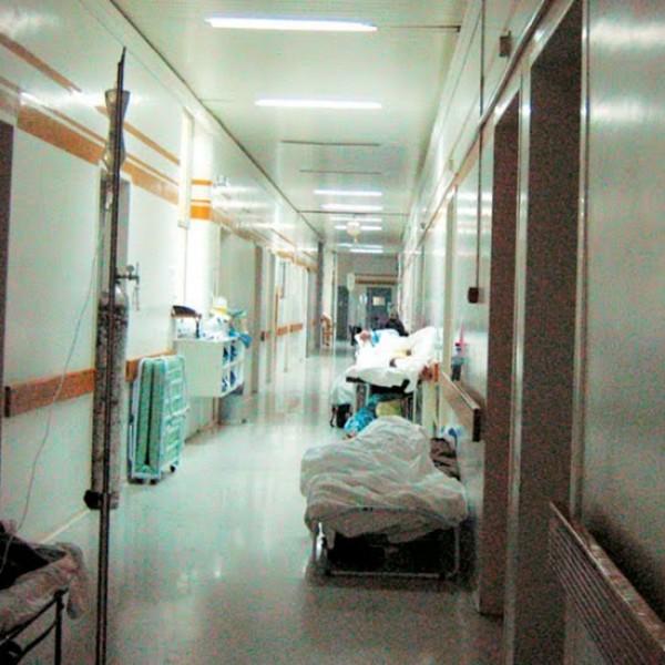 ΠΟΕΔΗΝ: Kατέρρευσε ταβάνι στο Νοσοκομείο Νίκαιας
