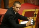 Ηλίας Κασιδιάρης: Μια φωνή μέσα από τη φυλακή είναι χίλιες φορές δυνατότερη από τις φωνές στα κανάλια της διαπλοκής