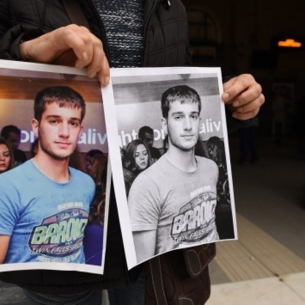 Πανελλήνια θλίψη για το τραγικό τέλος του 20χρονου Βαγγέλη