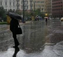 Συστάσεις της Περιφέρειας Αττικής εν όψει της επιδείνωσης του καιρού
