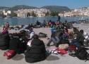 Τρεις βάρκες με παράνομους μετανάστες στη Λέσβο