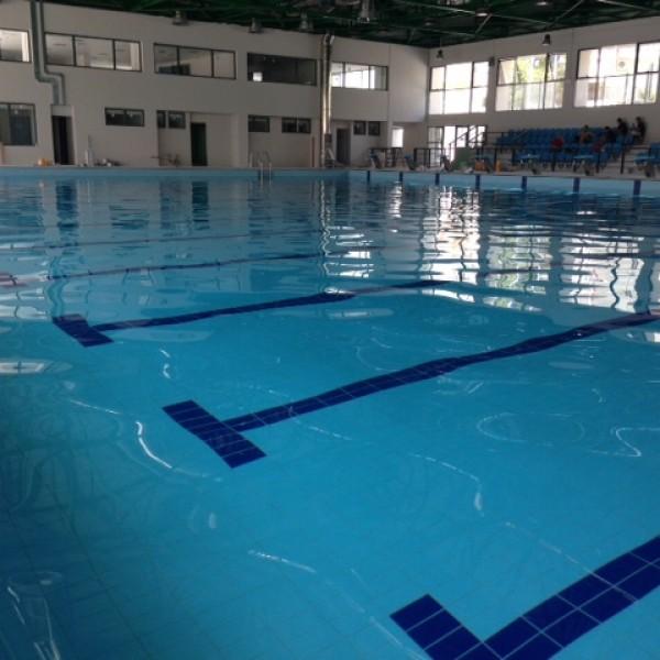 """Πειραιάς: Θεραπευτική άσκηση για άτομα με αναπηρίες στο κολυμβητήριο """"Α. Γαρύφαλλος"""""""