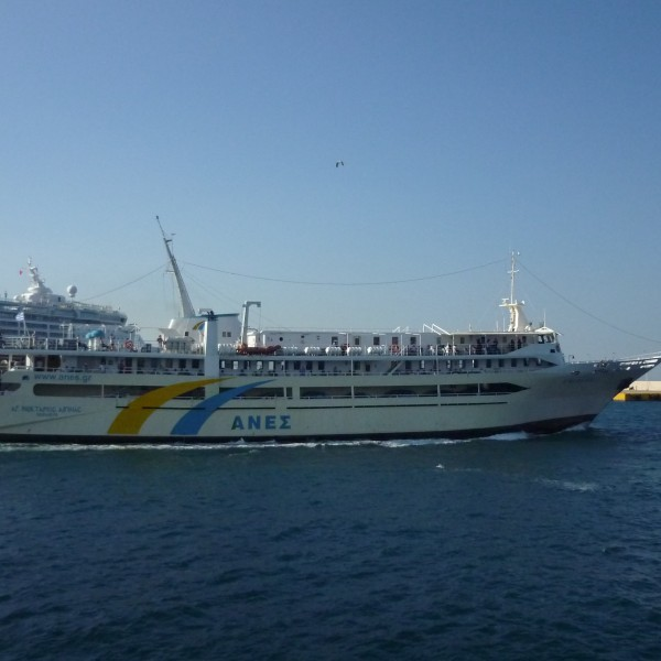 Κορωνοϊός: Η ΑΝΕΣ ΦΕΡΡΙΣ έδεσε τα καράβια της λόγω μηδενικής επιβατικής κίνησης