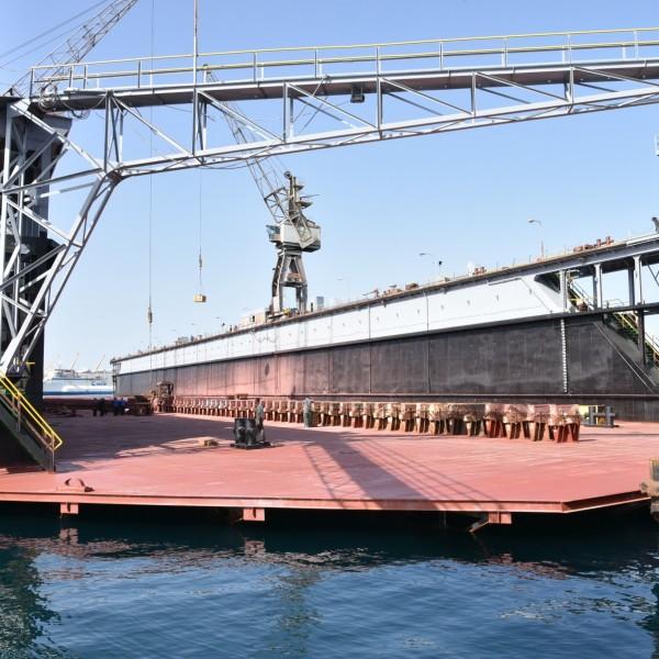 ΣΕΝΑΒΙ: Χωρίς σαπούνι και απολυμαντικά οι χώροι επισκευής πλοίων