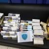 Κατάσχεση λαθραίων τσιγάρων στο λιμάνι του Πειραιά