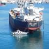Πρόσδεση πλοίου στον αρχαιολογικό χώρο της Κυνόσουρας!