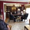 Στον Μητροπολίτη Πειραιά ο νέος ταξίαρχος Γιώργος Παππάς