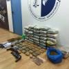 Συλλήψεις για ναρκωτικά και όπλα