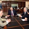 Συνάντηση Κουβέλη με τη διοίκηση του ΟΛΠ