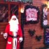 Χριστουγεννιάτικο Λούνα Παρκ και το Σπίτι του Αϊ Βασίληστη Νίκαια