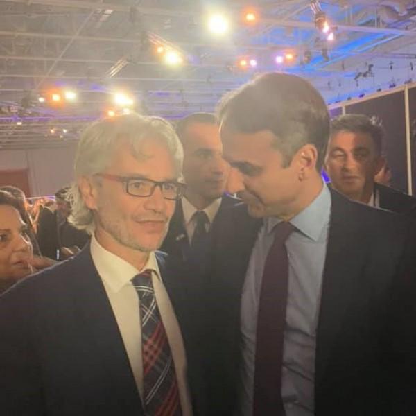 "Eίπε το ""ναι"" ο Νίκος Βλαχάκος για τον Δήμο Πειραιά"