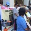 Διαμαρτυρία έξω από τη Βουλή από τις καθαρίστριες του Δρομοκαΐτειου