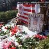 Σε κλίμα συγκίνησης το μνημόσυνο για τα θύματα της Θύρας 7