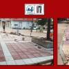 Ερχονται εκλογές! – Νέα πεζοδρόμια στα Καμίνια