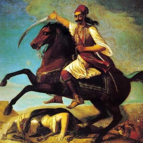 Σαν σήμερα, το 1827, ο Καραϊσκάκης αποκρούει επίθεση του Κιουταχή στο Κερατσίνι