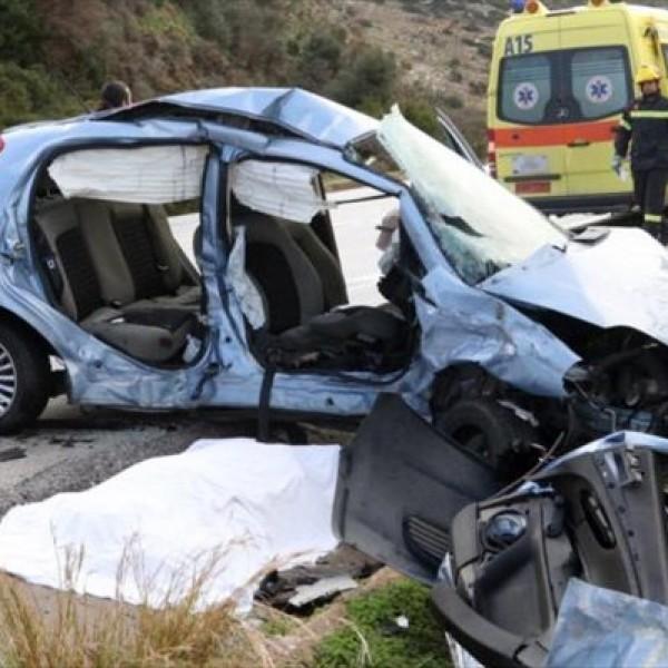 438 τροχαία ατυχήματα με 9 νεκρούς τον Γενάρη στην Αττική