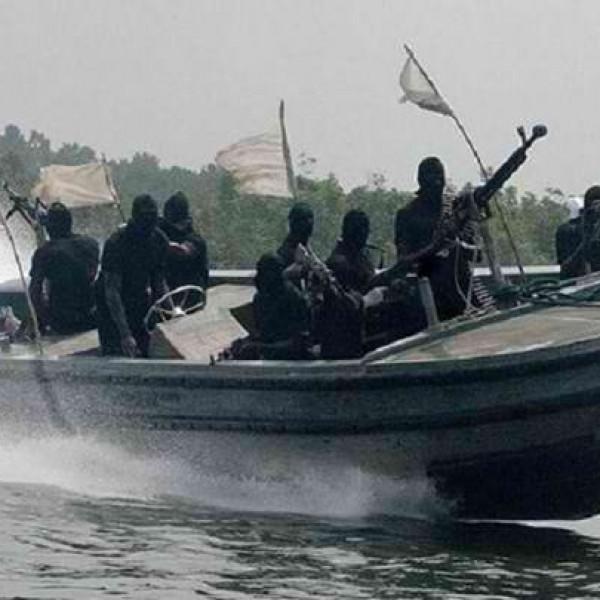 Έλληνες – πειρατές συνελήφθησαν στα ανοικτά της Νιγηρίας