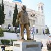 Μνημείο του Αφανούς Ναυτικού στον Ι.Ν. του Αγ. Νικολάου