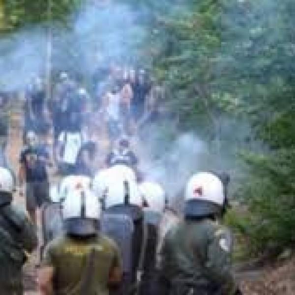 Σκουριές: Καταδικάστηκε 80χρονος για αντίσταση κατά των αστυνομικών