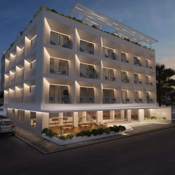 Νέο ξενοδοχείο στην Καστέλλα