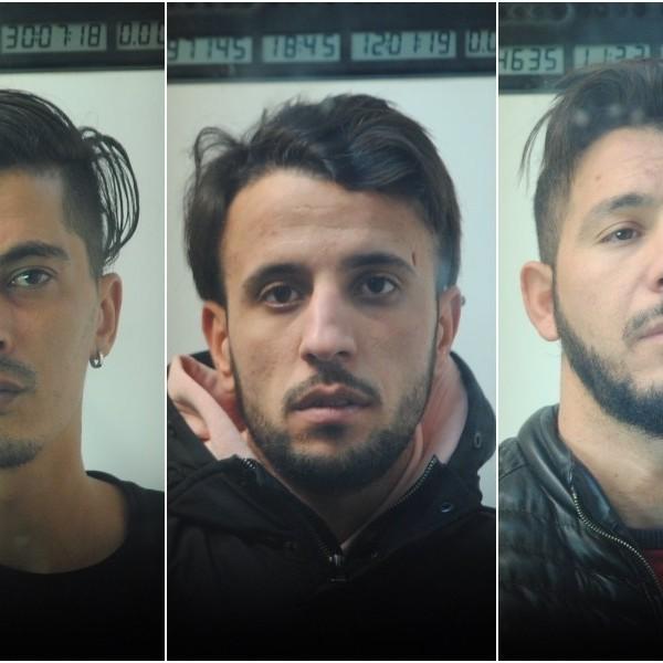 Φόβος και τρόμος 22 αλλοδαποί στη Θεσσαλονίκη