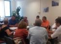 Εκτακτη σύσκεψη του Συντονιστικού Οργάνου του Δήμου Πειραιά μετά τον σεισμό