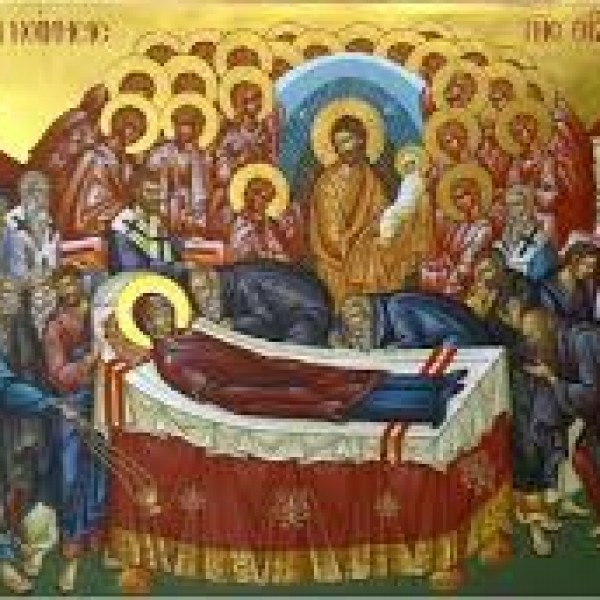 Mε λαμπρότητα εορτάσθηκε η Κοίμηση της Θεοτόκου στον Πειραιά