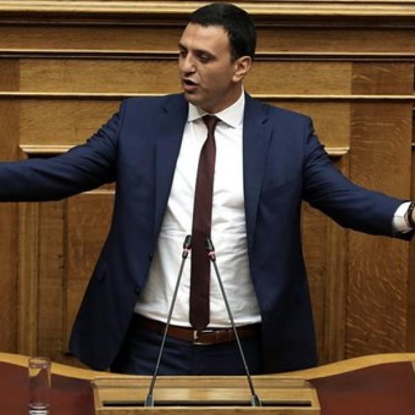 Κικίλιας: Δε θα πληρώνουν οι Ελληνες φορολογούμενοι τις υπηρεσίες υγείας σε αλλοδαπούς ασφαλισμένους