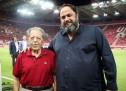 Νίκος Χάσικος: Ο μεγαλύτερος κάτοχος εισιτηρίου διαρκείας του Ολυμπιακού