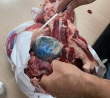 Φυλακές Κορυδαλλού: Εκρυψε την κάνναβη μέσα σε σουβλάκια και κατεψυγμένο κρέας