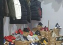 """Εργαστήριο με χιλιάδες προϊόντα """"μαϊμού"""" στη Δραπετσώνα"""