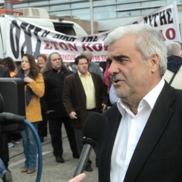 """Γ.Γαβρίλης: """"Η κυβέρνηση προσπαθεί να οικειοποιηθεί πλήρως την ανάπλαση του Αγ. Διονυσίου"""""""