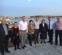 Σαλαμίνα: Επίσκεψη Μενδώνη για τους εορτασμούς των 2.500 χρόνων της Ναυμαχίας