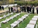 Αλβανία: Συγκινητική ταφή οστών 193 Ελλήνων πεσόντων στο Έπος του '40