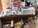 Εξαρθρώθηκε σπείρα που διακινούσε λαθραία καπνικά προϊόντα στον Πειραιά
