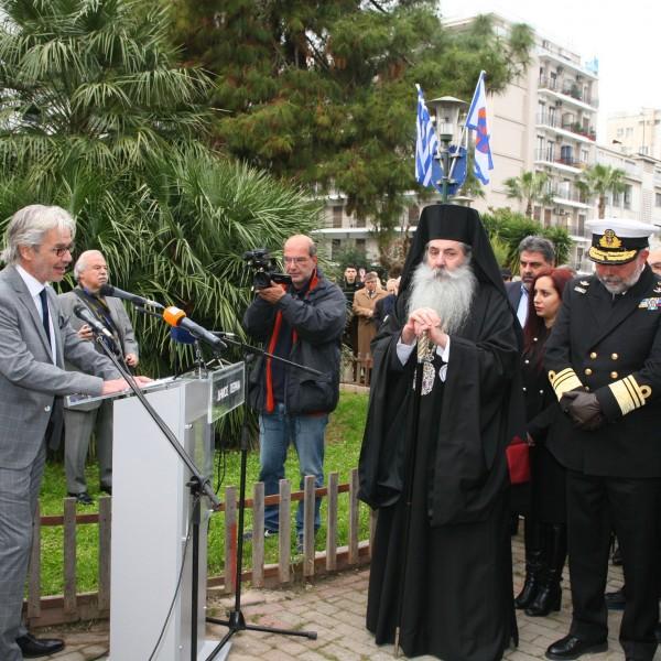 """Ν. Βλαχάκος: """"Ετοιμες οι Ενοπλες Δυνάμεις μας να σταματήσουν, αν χρειαστεί, τις οθωμανικές φιλοδοξίες του Ερντογάν"""