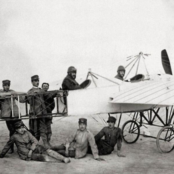 1912: Η πρώτη εναέρια προπαγάνδα κατά τον Ιταλο-Τουρκικό πόλεμο στη Λιβύη