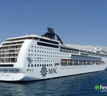 Σαλπάρει από Πειραιά το MSC Lirica… το 2021