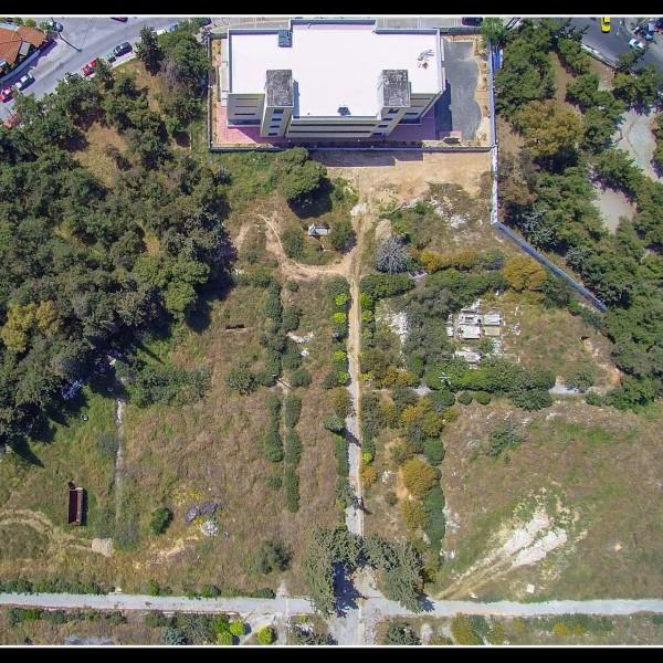 Νίκαια:Υπερτοπικός πόλος πρασίνου, αναψυχής κι άθλησης το παλιό νεκροταφείο της Νεάπολης