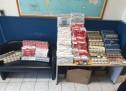 Σαλαμίνα: Νέες συλλήψεις για λαθραία τσιγάρα