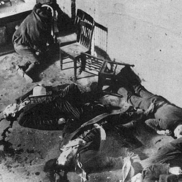 H σφαγή του Αγ. Βαλεντίνου στο Σικάγο