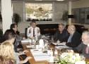 Συνάντηση Πατούλη με εκπροσώπους του ΟΛΠ και των Ναυπηγοεπισκευαστών για τη ΜΠΕ